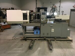 Nissei Ns60 9a Injection Mold Machine