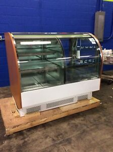 Regal Scx6600rc Dual Dry Refrigerated Bakery Display Case 58 X 38 X 51