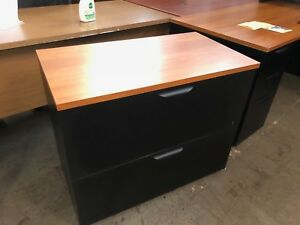 2 Drawer Lateral Size File Cabinet By Workstream Office Furniture