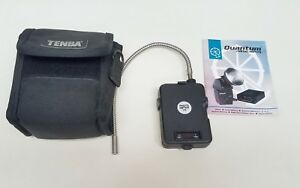 Quantum Instruments Photo meter Lx Lux Metre W Pm12 Flexible Fiber And Case