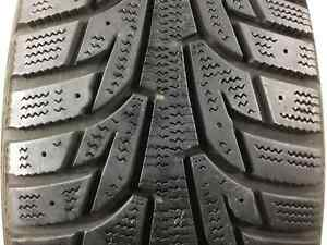Used P215 55r17 98 T 7 32nds Hankook Winter I pike Rs
