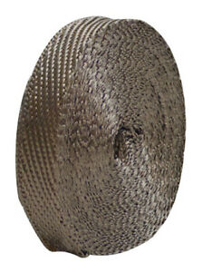 1 Wide X 50 Long Lava Exhaust Wrap Heatshield Products 371050 1200f