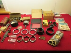 Nors Nos Oem Big Lot Vintage Car Truck Parts Mostly 1940 s 1950 s