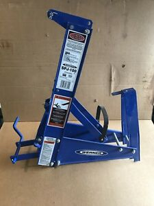 Werner Pump Steel Scaffolding Jack 24 In Plank Hand Cranket New Free Shipping