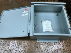 Electric Box Nema 3r Continuous Hinge Enclosure 18258 A Cooper B line 16166 Rhc