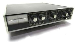 Ithaco Dynatrac 393 Lock in Amplifier 195 260 Vac 0 375a 50 60 Hz