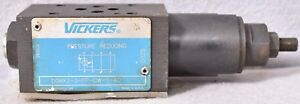 Vickers Pressure Reducing Valve Dgmx2 3 pp cw s 40