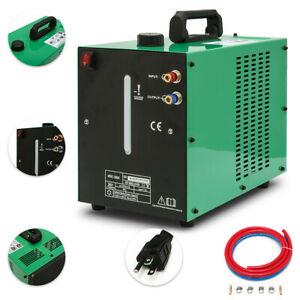 Hq Powercool Wrc 300a 110v Tig Welder Torch Water Cooling Cooler With Flow Alarm