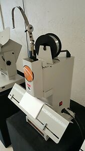 Shark Finishing Machinery Stitcher Ss 100 Flat And Saddle Stitch isp interlake