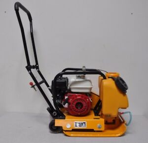 Kushlan Products Kpc160w Plate Compactor 18 X 23 5 8 Plate 2 500 Lbs 3 600