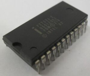 Intel P2732a Ic Chip Otp Eprom 32k 4kx8 Dip 24pin Collectable Nos New Old Stock