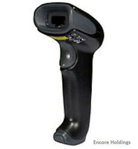 Honeywell Voyager 1250g 2 Wired Linear Barcode Scanner Black