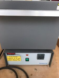Thermo Scientific F48025 80 Muffle Furnace