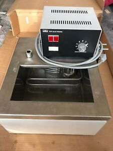 Mgw Lauda Thermostat K4 sk8 K4 Electronic Nr 5471 Refrigerated Chiller W Bath