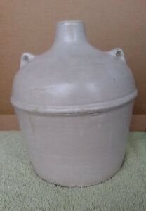 Bottom Marked One Gallon Bailed Jug By Minnesota Stoneware Of Red Wing