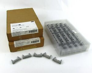 Lot 290 3m Header 3627 6603 24 Pin Straight Pc Mount With Electron Latches