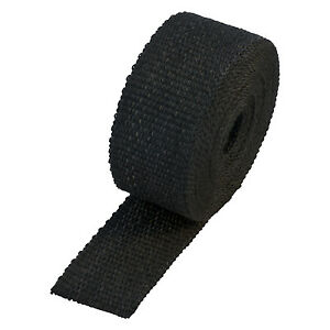 Heatshield Products 322026 Black Exhaust Header Wrap 2in X 25ft