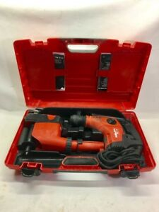 Hilti Te 7 C Rotary Drill With Drs M Dust Removal System cmp002471