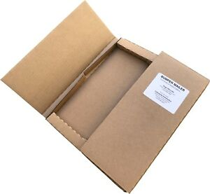 Bumper Lp Mailer box Of 35