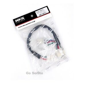 Hks Jdm Turbo Timer Wire Harness Mt 4 4103 Rm004 For Mitsubishi 95 02 Mirage