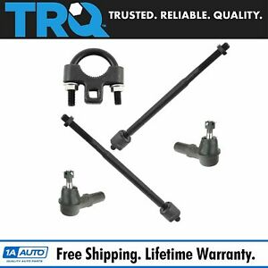 Front Inner Outer Tie Rod End Set Of 4 W Tool For Avalon Camry Es300 New