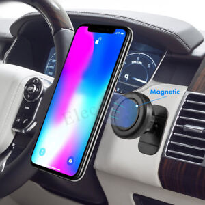 Universal Stick Dashboard Magnetic Car Mount Holder For Mobile Cell Phones Gps