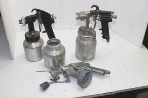 3 Used Automotive Paint Guns Sears Campbell Housefeld