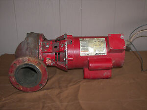 Bell Gossett 186863 Coupler Motor And Pump Assembly