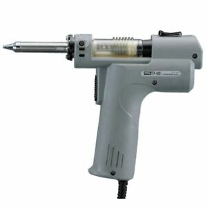 Goot Tp 100 Electric Vacuum Desoldering Iron 100v 50 60hz New From Japan