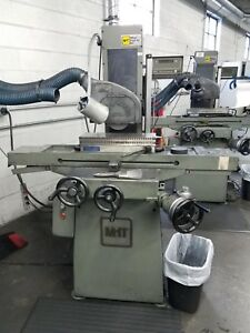 Mitsui High Tec 6 12 Surface Grinder