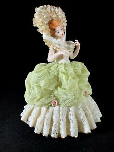 Heirlooms Of Tomorrow Joyce 462 Porcelain Doll Excellent Condition