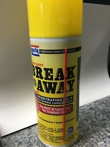 Cyclo Heavy Duty Break Away Fast Penetrating Oil Lubricant Priority Ship 13 Oz