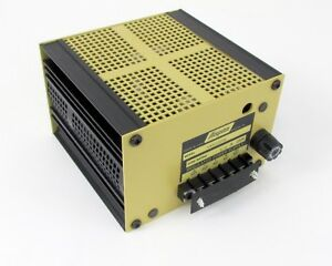 Acopian Vb5g210m Regulated Power Supply 1 2 Amps 250 Volts