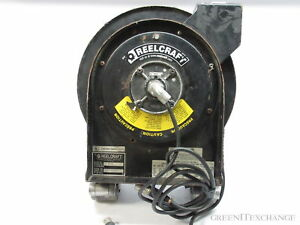Reelcraft L4100 Xlr Cable Reel