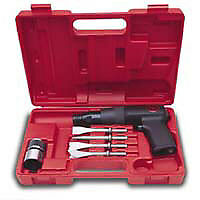 Chicago Pneumatic 8941171101 cp7110k Low Vibration Air Hammer Kit With Chisels