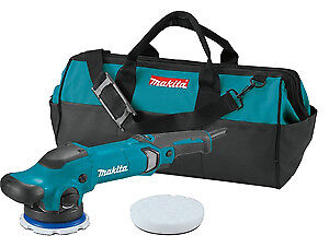 Makita P05000cx1 5 Dual Action Random Orbit Polisher Kit
