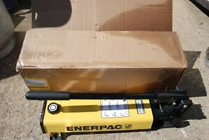 Enerpac P 802 Hydraulic Hand Pump 2 Speed 10 000psi Single Acting New Usa Made