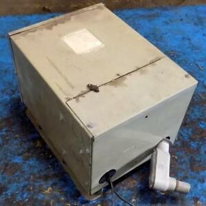 General Electric Type Qms 240 480 To 120 240v 15 0kva Transformer Label