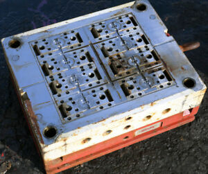 Plastic Injection Mold Used Steel This Mold s Code Is D