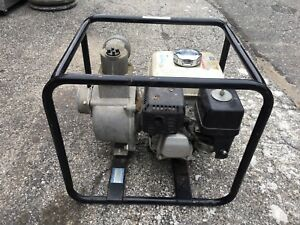 Tsurumi Te2 80ha 3 Water Pump Honda Gx160 local Pickup