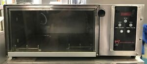 Wisco 616b Digital Electric Convection Oven 120v Restaurant Bakery Equipment