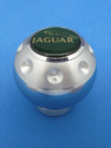 Jaguar Logo Aluminum Gear Shift Knob Green 039g Green