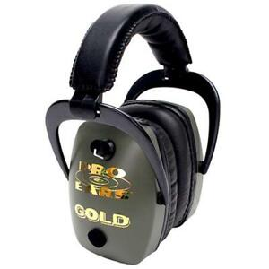 Pro Ears Pro Slim Gold Green Gs dps green Earmuffs Hearing Protection Shooting