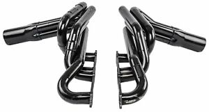Schoenfeld 198va S 10 Truck Forward Exit V8 Conversion Headers Small Block Chevy