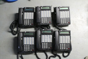 Vodavi Starplus Sts Phone Lot Of 6 Took Out Of Service When Replace System