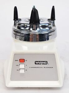 Waring Labratory Commerical Blender Mixer 51bl31 no Container