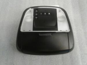 15 16 17 18 Dodge Charger Overhead Console Homelink Sunglass Storage Oem