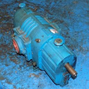 Tuthill Positive Displacement Blower 3206 17t3v