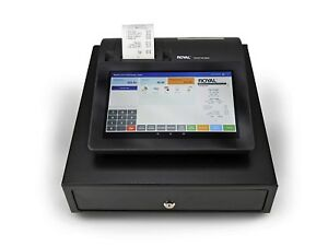 Royal Pos1500 Pos System Cash Register