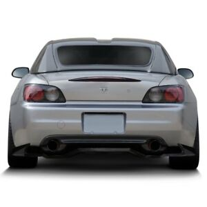 For Honda S2000 2000 2009 Carbon Creations Vt Style Carbon Fiber Rear Diffuser
